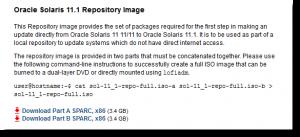 Solaris 11 IPS Software Repositories - The Urban Penguin