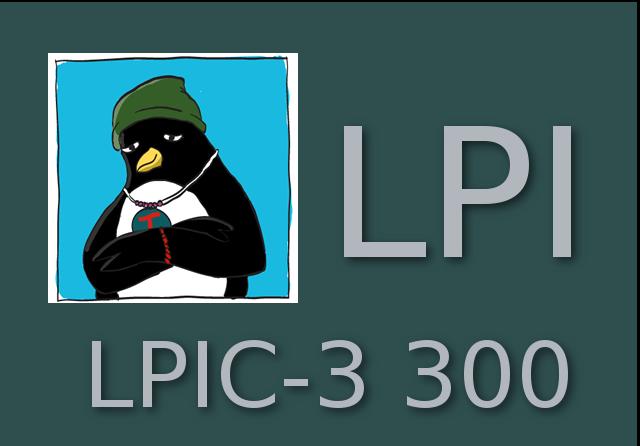 LPIC-3-300