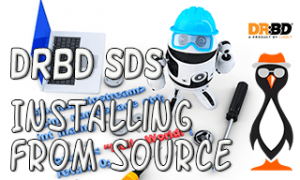 compiling DRBD-SDS from source