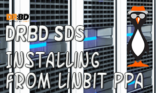 Installing DRBD-SDS From The LINBIT Ubuntu PPA
